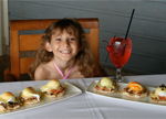 The Plantation House: Eggs Benedict