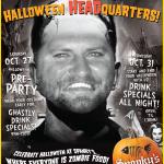 Spanky's Riptide Halloween 2012