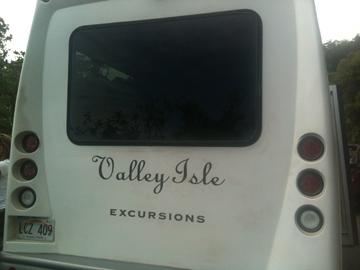 Valley Isle Excursion Van