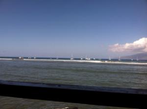 Koa's Seaside Grill: Ocean View