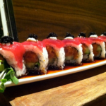 Sansei: Super Red Dragon Roll