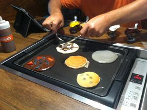 Slappy Cakes: Gary Making Pancakes