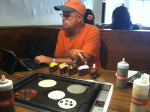 Slappy Cakes: Gary Taking Notes