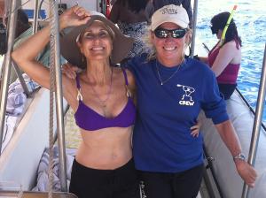 Maui Adventure Cruises: Captain and Guest