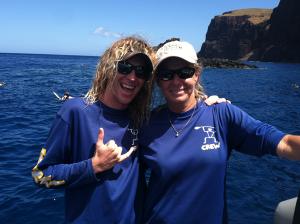 Maui Adventure Cruises: Crew Members